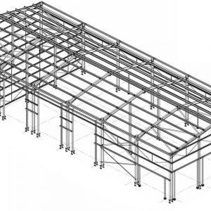 Structural – Fabrication Drawings